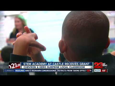 Local classroom surprised with meteorology kits