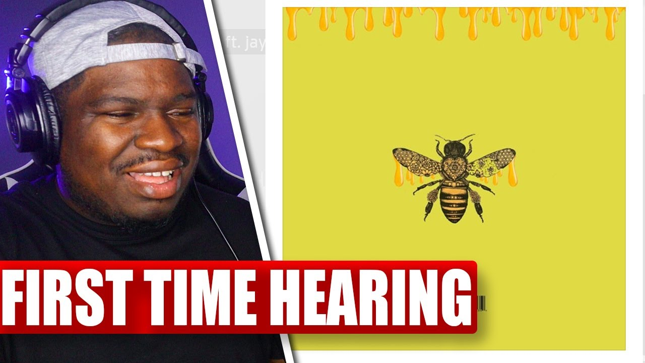 Walt - hunnybee remix ft. jaylu - REACTION