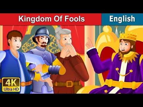 The Kingdom Of Fools Story In English | Stories For Teenagers | English Fairy Tales