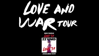 ZZ Ward - Love and War Tour 2015 | House of Blues