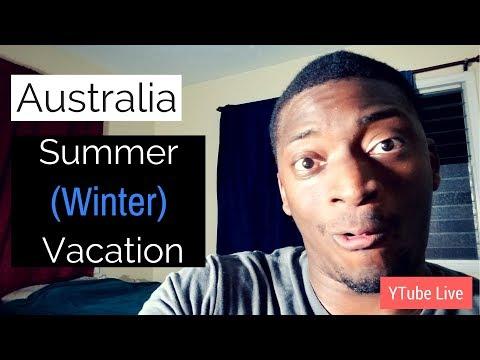 Australia 2017 Summer (Winter) Adventure Vacation
