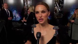 Annihilation World Premier Los Angeles - Itw Natalie Portman (official video)