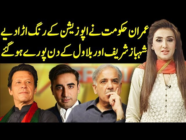 PTI Government makes an Fiery Announcement | Express Experts 19 June 2019 | Express News