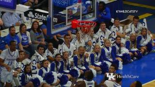 MBB: Kentucky 108, Clarion 51