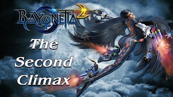 bayonetta 2 retrospective  the second climax