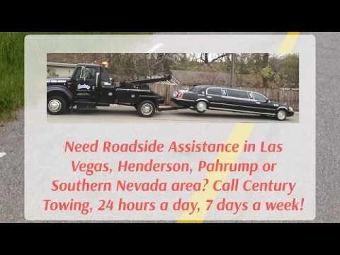 Towing Companies Las Vegas | Century Towing