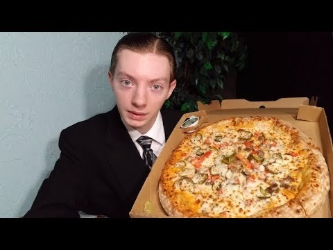 Papa Johns NEW Double Cheeseburger Pizza Review