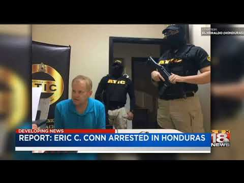 Report: Eric C. Conn Arrested In Honduras