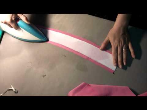 Hướng dẫn cách may cạp quần của nữ đơn giản và cực đẹp