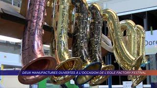 Yvelines | Deux manufactures d'instruments ouvrent leurs portes