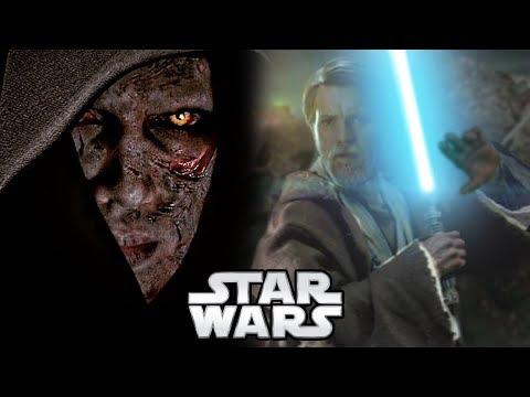 Why Palpatine Wanted Obi-Wan to BEAT Anakin - Star Wars Explained