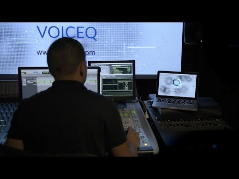 VoiceQ™  Democratising ADR and Dubbing - Showcase