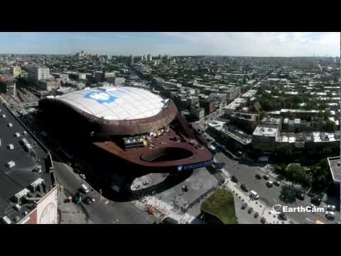 Official Barclays Center Time-Lapse