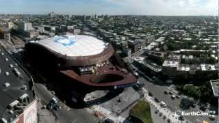 Barclays Center Time-lapse