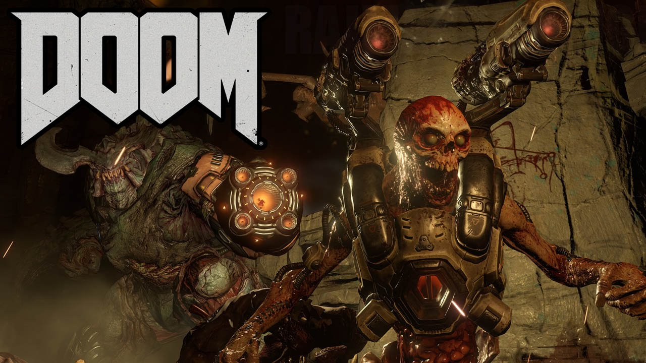 Doom Walktrough Part 9 | Video