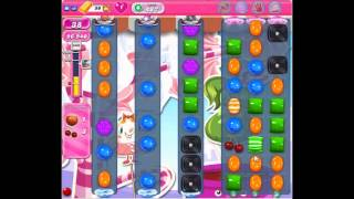 Candy Crush Saga Level 487 NO BOOSTERS