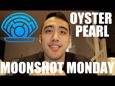 Oyster Pearl PRL Crypto Review - 🌙🚀Moonshot Monday #8 🚀🌙