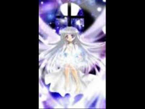 Jewel - Angel standing by