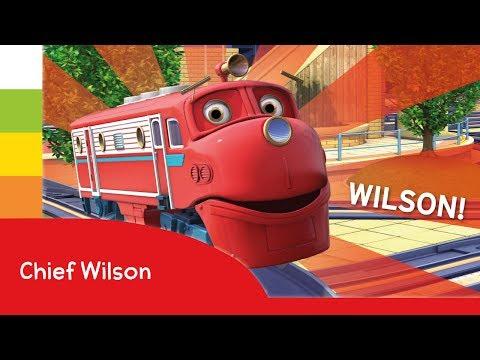 Chuggington  Chief Wilson