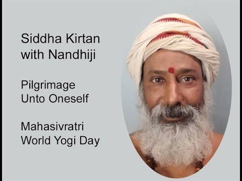 Siddha Kirtan - Mahashivratri PIlgrimage Unto Oneself 2018