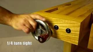 The Benchcrafted Tail Vise