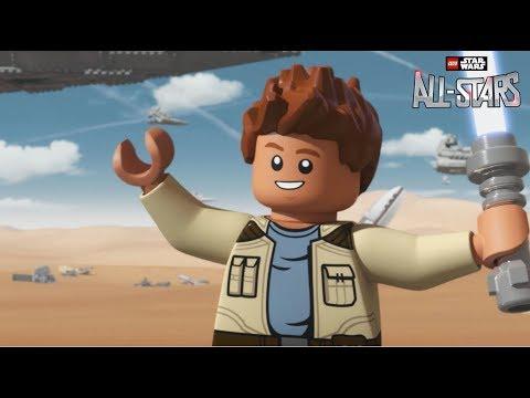 LEGO Star Wars: All Stars | Ep8 - The Power At Jakku | Disney XD