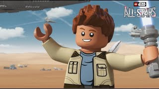 LEGO Star Wars: All Stars | Ep8 - The Power at Jakku | Disney XD