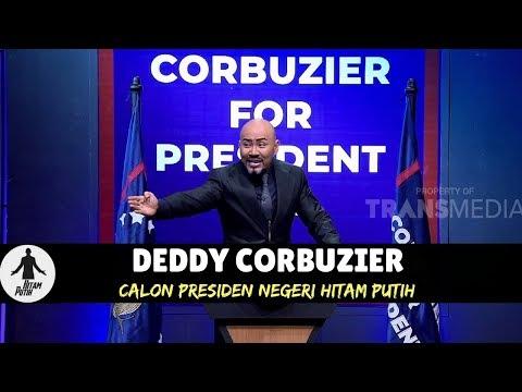 DEDDY CORBUZIER 4 PRESIDENT | HITAM PUTIH (23/02/18) 1-4