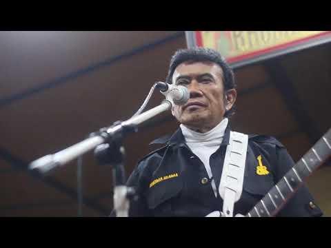 LAGU MODERN RHOMA IRAMA UTK LIVE INDOSIAR 1 SEPT 2017