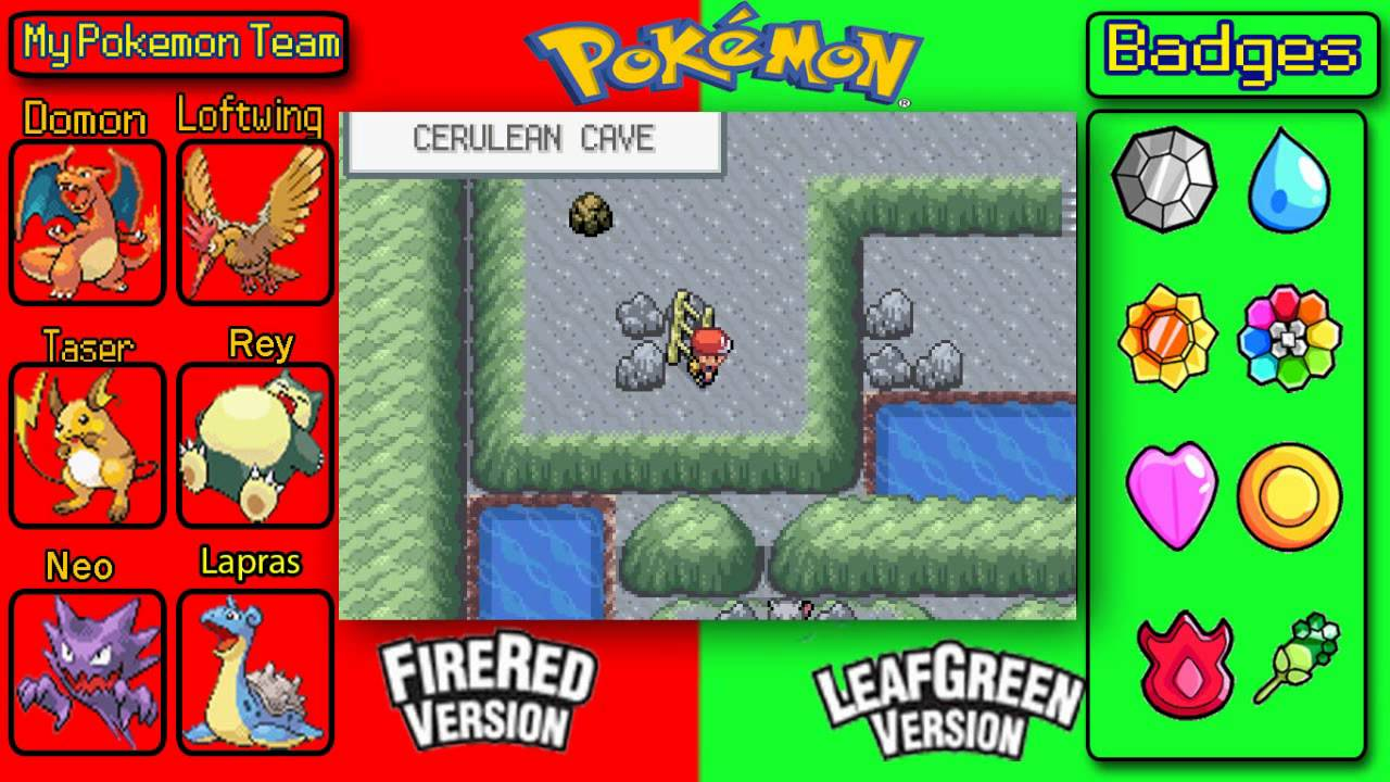 Pokemon FireRed and LeafGreen Ep 38 catching MewTwo