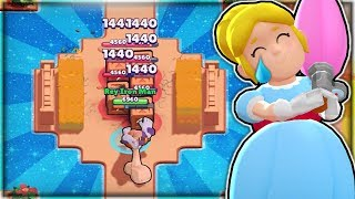 THE BEST Rushing Middle CHALLENGE! - Going Middle Every Time On Showdown! - Brawl Stars