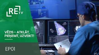 Vēzis- atklāt, pieņemt, uzveikt! 1. raidījums (02.09.2019.)