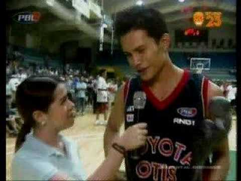 Patrick Cabahug 3 point Champ PBL Silver Cup 2007