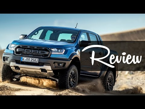 2019 Ford Ranger Raptor Review - the ultimate pickup truck? | Music Motors
