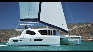 Leopard 44 Sailing Catamaran Sailboat For Sale in California By: Ian Van Tuyl