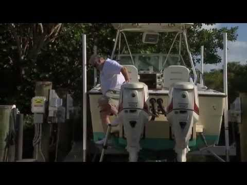 Ship Shape TV Episode Featuring SeaDek and Deco Boat Lifts