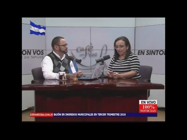 Lucia Pineda Ubau y Gonzalo Carrión hablan de la represión contra los periodistas