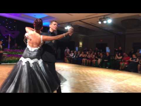 WinterBall 2017: Pro Heats- Open International Ballroom