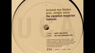 Armand van Helden pres.Jungle Juice The Egyptian Magician