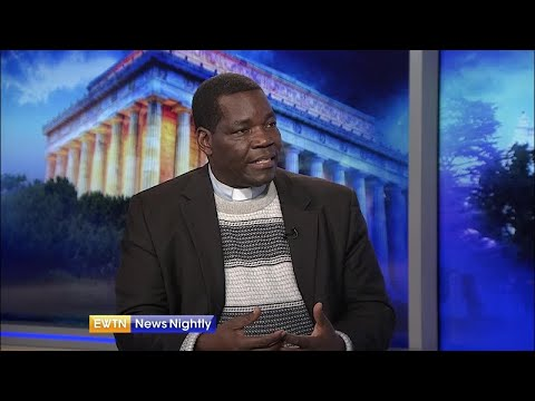 Catholic bishop updates lawmakers on South Sudan peace deal - EWTN News Nightly
