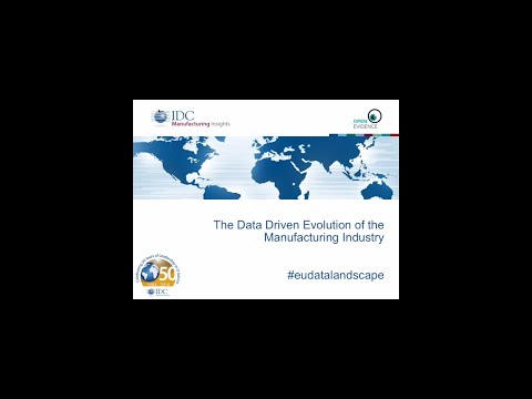 Europe's Data-Driven Manufacturing Industry: Benefits and Impacts on European factories' operations