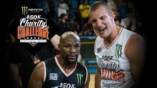 Monster Energy $50k Charity Challenge – Celebrity Basketball Match