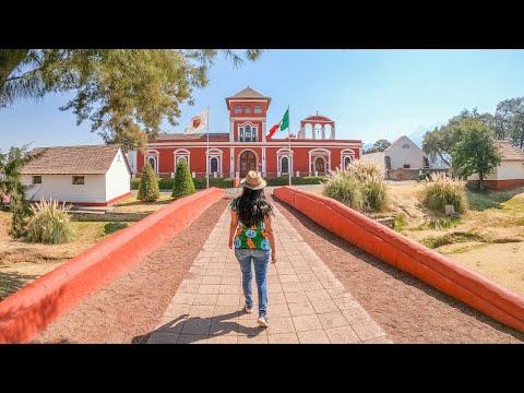 Hacienda Panoaya - Amecameca - Aquí vivió Sor Juana Inés de la Cruz