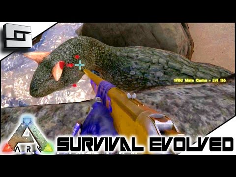 ARK: Survival Evolved - SUPER CARNO TAMING! S2E103 ( Gameplay )