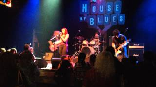 Bedlam for Barbie rocks the House of Blues Sunset Strip!