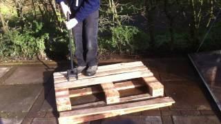 Pallet Breaker Dismantling Bar - For Lifting Boards