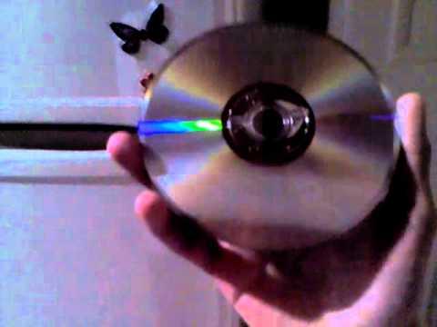 Como reparar disco roto de xbox 360 (1/2)