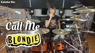 Blondie - Call Me | Drum cover by Kalonica Nicx