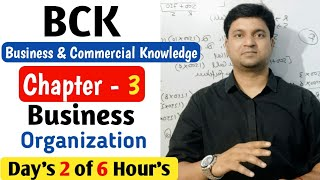 BCK CA Foundation Chapter 3
