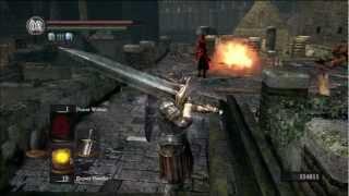 Dark Souls PvP - Moonlight Greatsword
